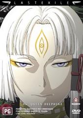 Last Exile - Vol. 6: Queen Delphine on DVD