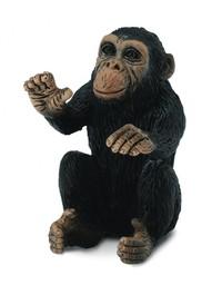 CollectA - Chimpanzee Cub: Hugging