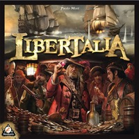 Libertalia Card Game