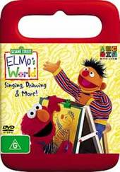 Elmo's World - Singing, Drawing And More! on DVD