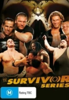 WWE - Survivor Series 2006 on DVD