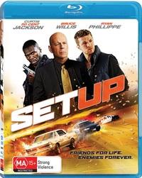 Setup on Blu-ray