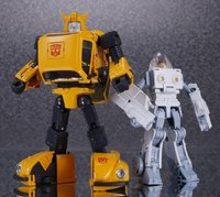 Transformers MP-21 Bumblebee Action Figure