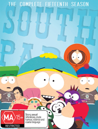 South Park - The Complete 15th Season on DVD