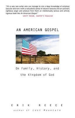 An American Gospel by Erik Reece image