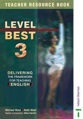 Level Best 3: Teacher Resource Book by Michael Ross image
