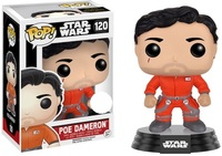 Star Wars: Poe Dameron (Jumpsuit) - Pop! Vinyl Figure image