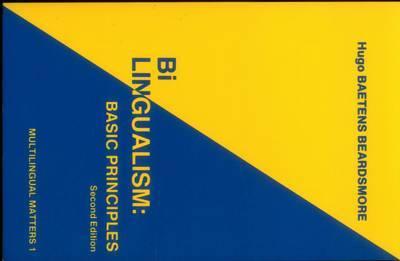 Bilingualism by Hugo Baetens Beardsmore image