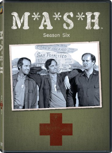 MASH - Complete Season 6 Collection (3 Disc Set) (New Packaging) on DVD