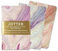 Agate Jotter Notebooks (Set of 3) image