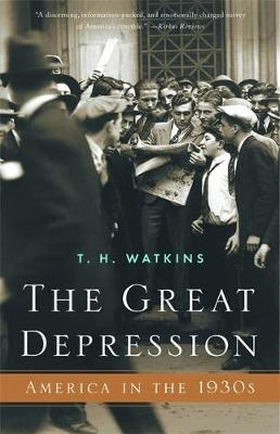 The Great Depression by T.H. Watkins image