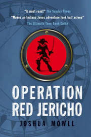 Operation Red Jericho (Guild Trilogy #1) by Joshua Mowll image
