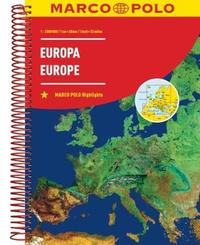 Europe Marco Polo Road Atlas by Marco Polo