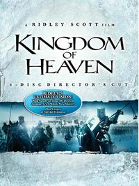 Kingdom Of Heaven - Director's Cut (4 Discs) on DVD image