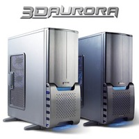 GIGABYTE AURORA 3D ATX CASE 3 FANS+FIREWIRE+WINDOW BLACK image