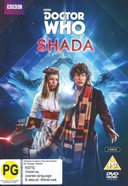 Doctor Who: Shada on DVD