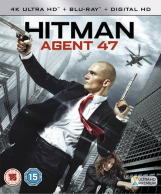 Hitman: Agent 47 on UHD Blu-ray