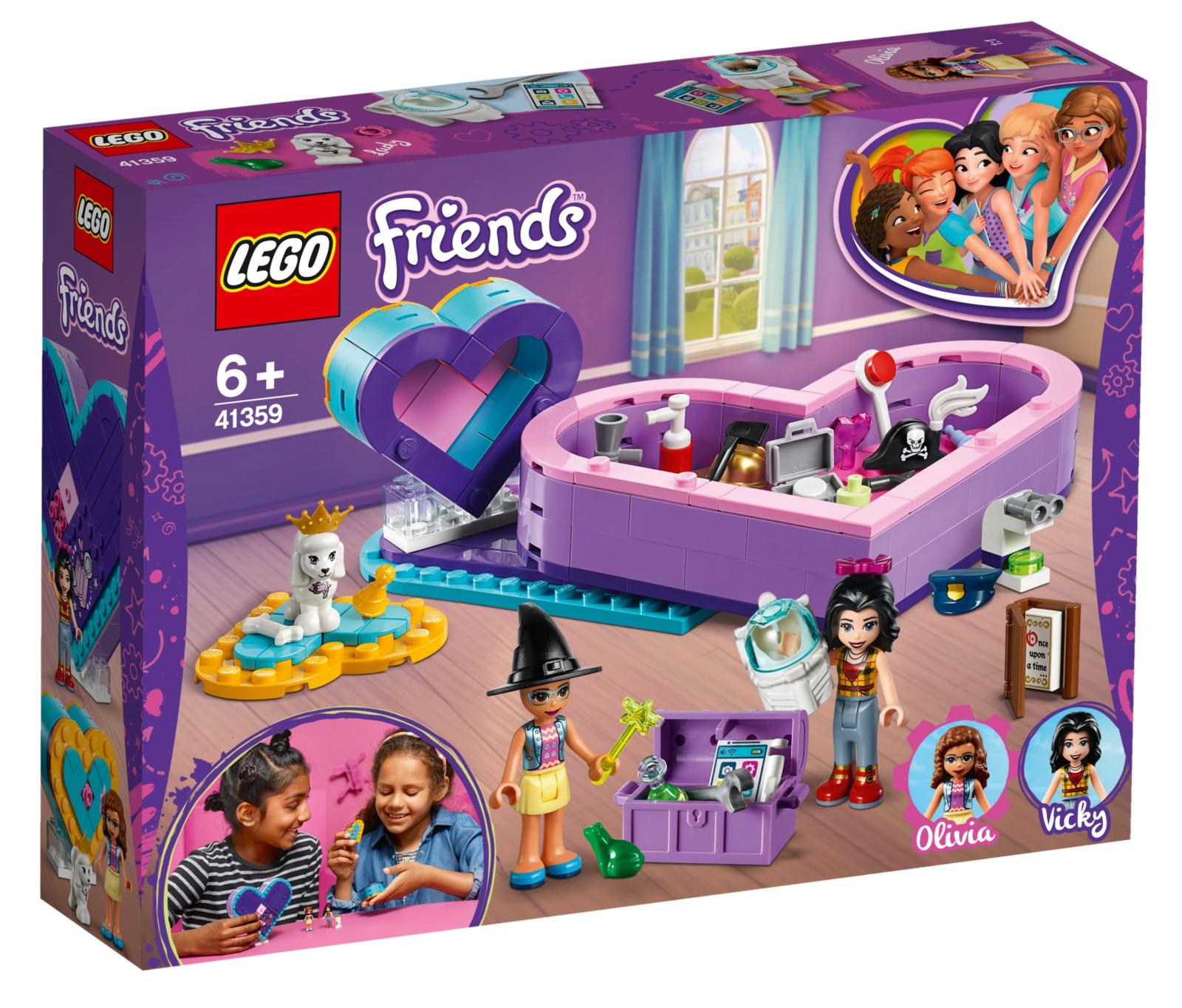 LEGO Friends: Heart Box Friendship Pack (41359) image