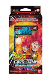 Dragon Ball Super TCG: Destroyer Kings - Special Pack