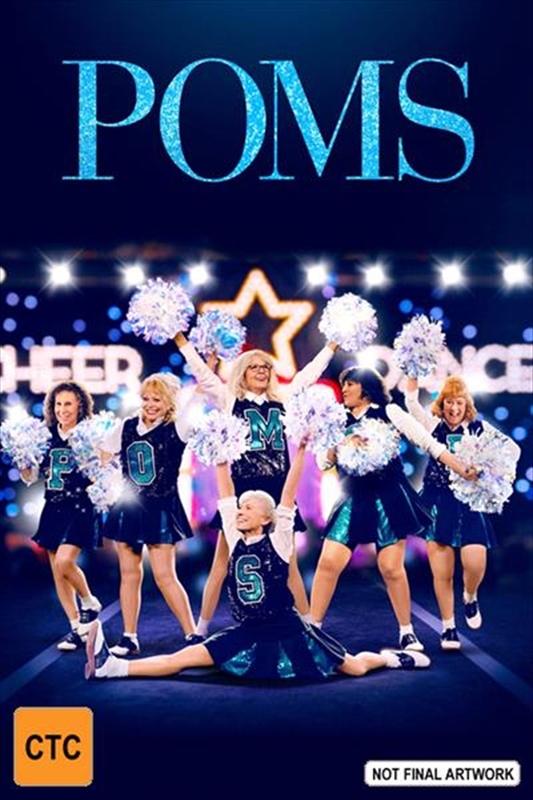 Poms on DVD