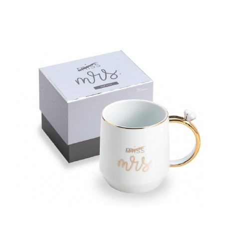 Old Mill Road: Love You More - Mrs Mug (Ring)