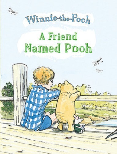 A Friend Named Pooh by Winnie-The-Pooh