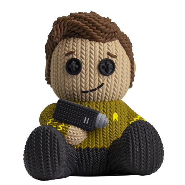Star Trek: Captain Kirk (Handmade by Robots) - Vinyl Figure