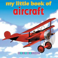 My Little Book of Aircraft image