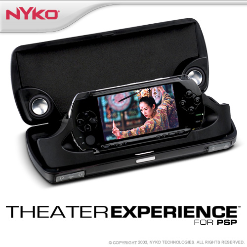 Nyko Theater Experience for PSP image