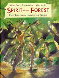 Spirit of the Forest: Tree Tales from Around the World by Eric Maddern image