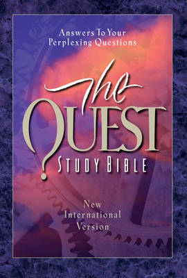 The Quest Study Bible image