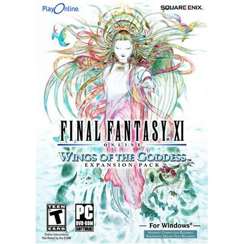 Final Fantasy XI Wings of the Goddess (U.S Version) for PC Games