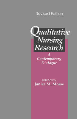 Qualitative Nursing Research