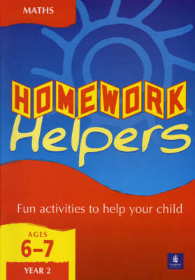 Longman Homework Handbooks: Mathematics 2, Key Stage 1 by Linda Terry image