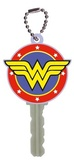 Wonder Woman - Logo Soft Touch Key Cover Key Chain