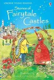 Stories of Fairytale Castles by Anna Lester image