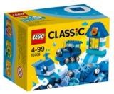 LEGO Classic - Blue Creativity Box (10706)