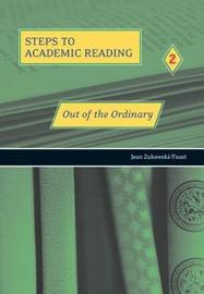 Steps to Academic Reading 2 by Jean Zukowski-Faust