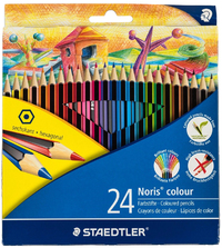 Staedtler - Noris Colour Pencils - Pack of 24