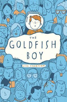 Goldfish Boy by Lisa Thompson image