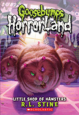 Little Shop of Hamsters by R.L. Stine image