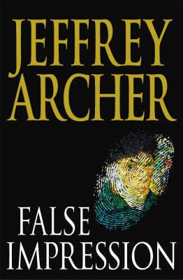 False Impression by Jeffrey Archer image