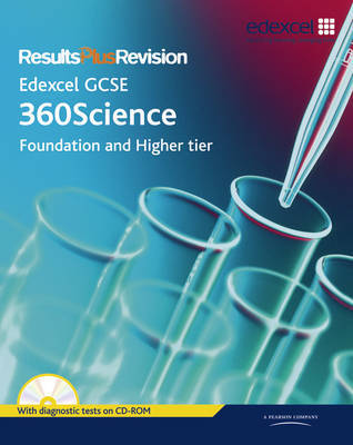 GCSE 360 Science Student Book Plus CD-ROM by Penny Johnson image