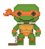 TMNT - Michelangelo (8-Bit) Pop! Vinyl Figure