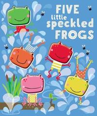 Five Little Speckled Frogs by Make Believe Ideas, Ltd.
