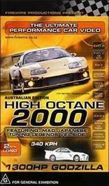 High Octane 2000 on DVD