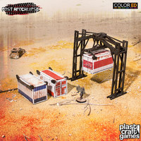 ColorED Scenery: Crane & Containers