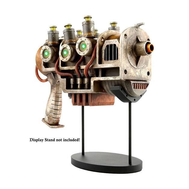 Fallout: Plasma Pistol 1/1 Scale - Prop Replica
