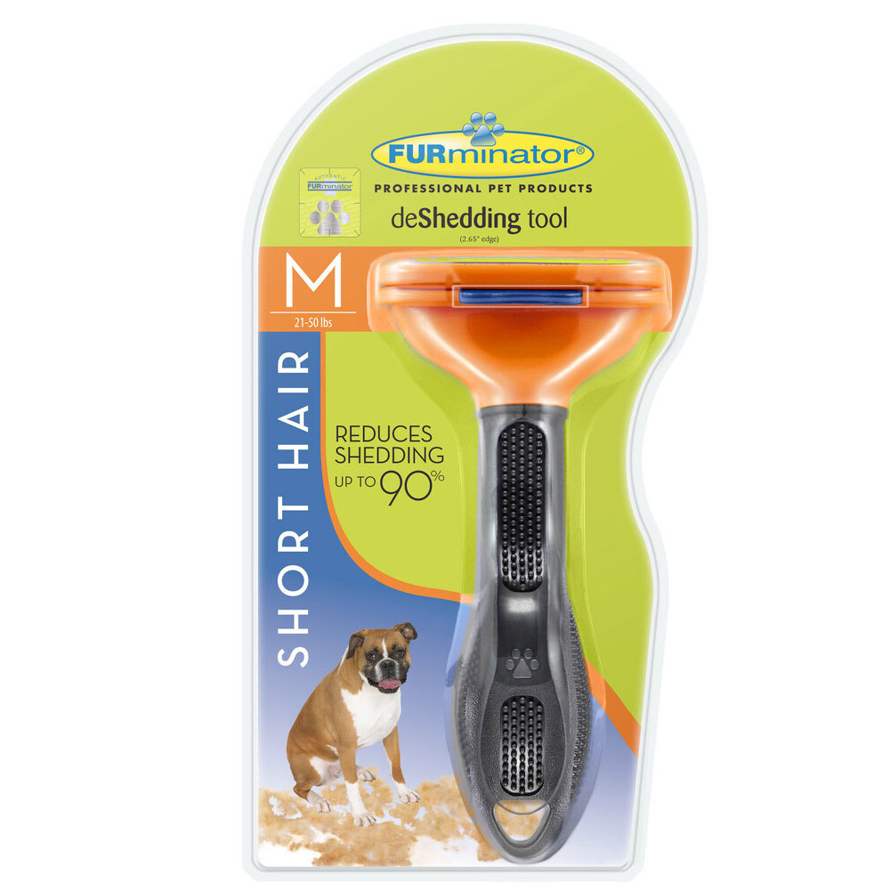 Furminator: Dog Medium Short Hair Tool image