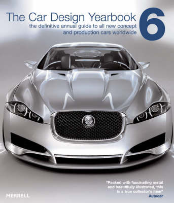 The Car Design Yearbook 6: The Definitive Annual Guide to All New Concept and Production Cars Worldwide by Stephen Newbury image